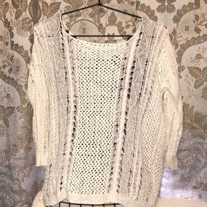 Ralph Lauren open knit Sweater